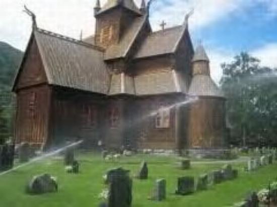 Lillehammer, Norway: 1200's? Church (Norway)