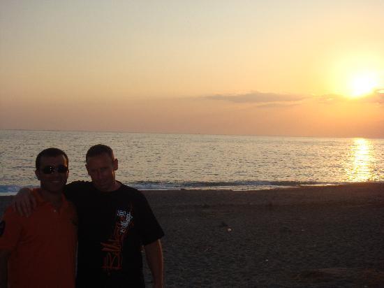 Kargicak, Turkije: Goldcity beach