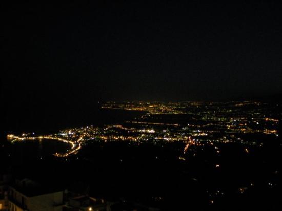 Кастельмола, Италия: Panorama da Castelmola