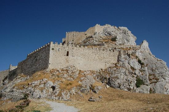 Mussomeli, Italy: il castello