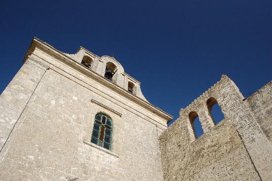 Mussomeli, Italie : chiesa di santa maria del gesù