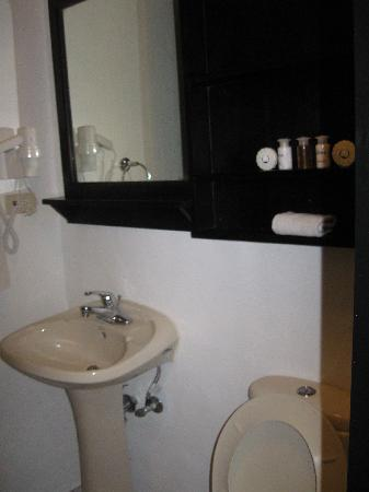 Pasig, Filipinas: bathroom2