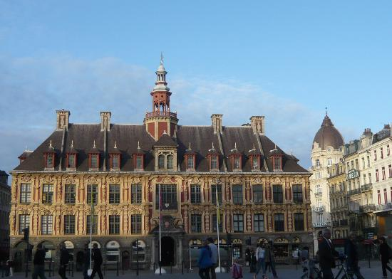 Hotel Continental : Grand Place