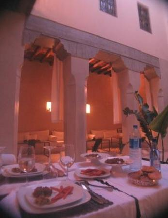 Dar al Sultan: Diner inoubliable
