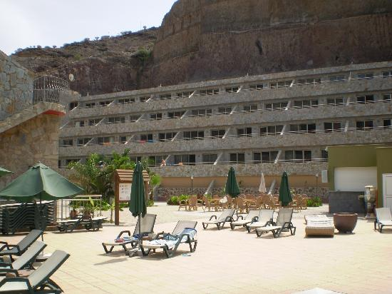 Hotel Terraza Amadores: terraced area