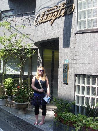 Hotel CHANGTEE: outside Chang Tee