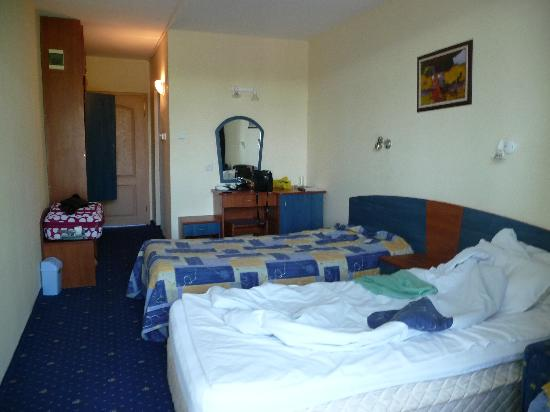 Azurro Hotel: Double room