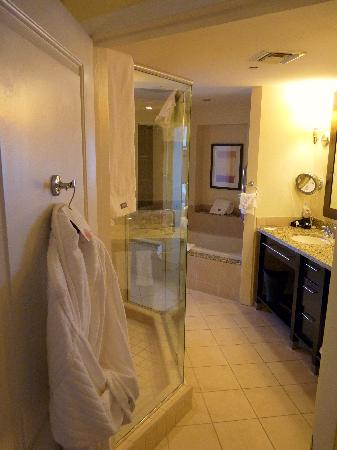 Rancho Mirage, CA: Our room (1 bedroom premier vila)