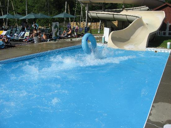 Smugglers' Notch Resort: one of the waterslides