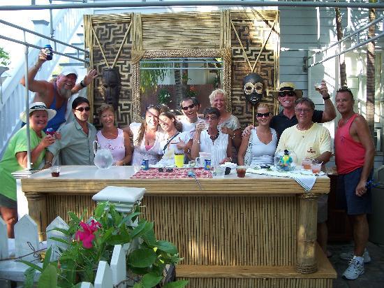 Duval Inn: Happy Hour