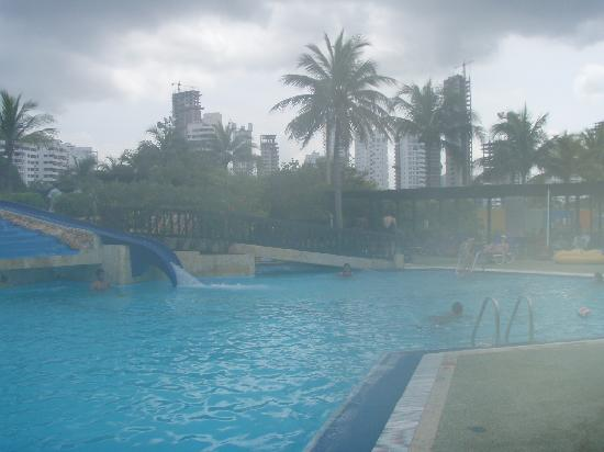 Hilton Cartagena: Hilton pool