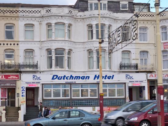 Dutchman Hotel Blackpool Reviews