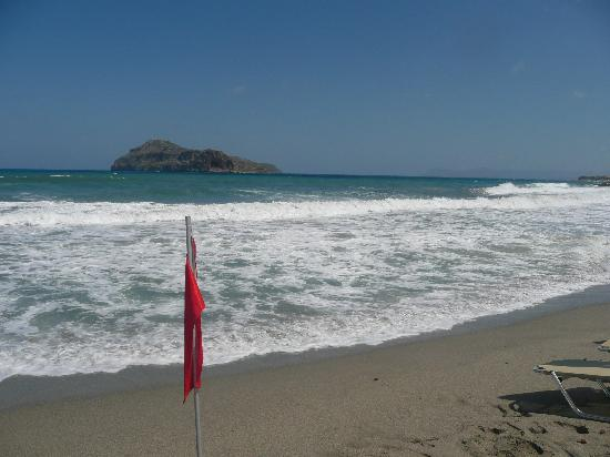 Porto Platanias Beach Resort & Spa : Is it still there?