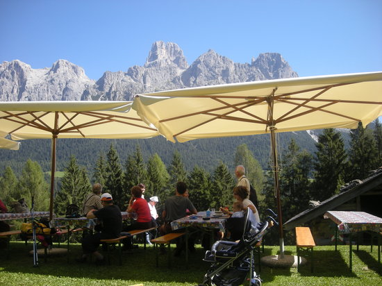 Restaurants in Primiero San Martino di Castrozza