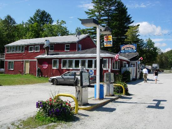 Seyon Lodge: The General Store around the corner