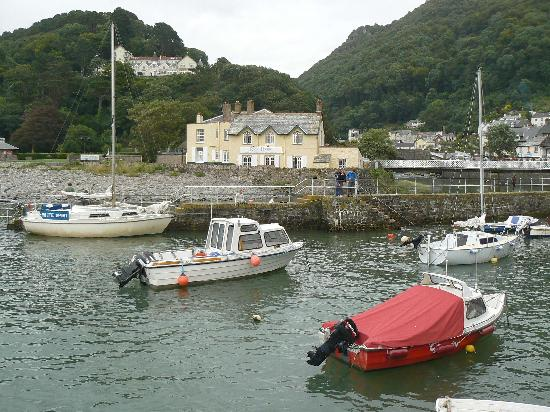 Lee House: The Rock Hotel, Lynmouth