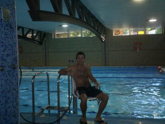 Balneario San Andres : Relajado