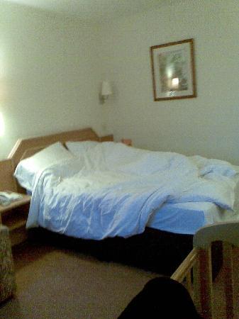 Days Inn Sevenoaks Clacket Lane : Bedroom