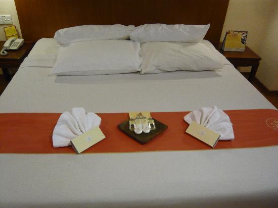 โรงแรมปูริ: La chambre