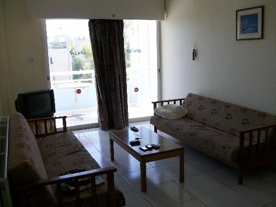 Valana Hotel Apts: sitting area