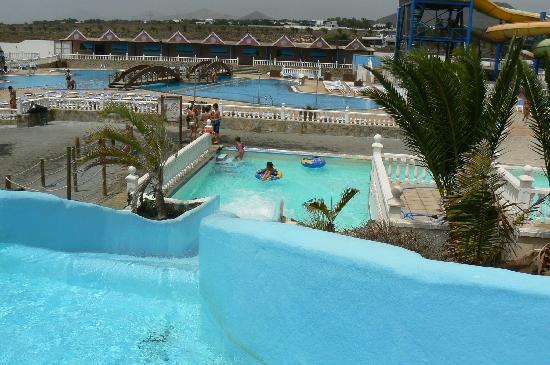 Bluebay Lanzarote Waterpark Spain Canary Islands Lanzarote Costa Teguise