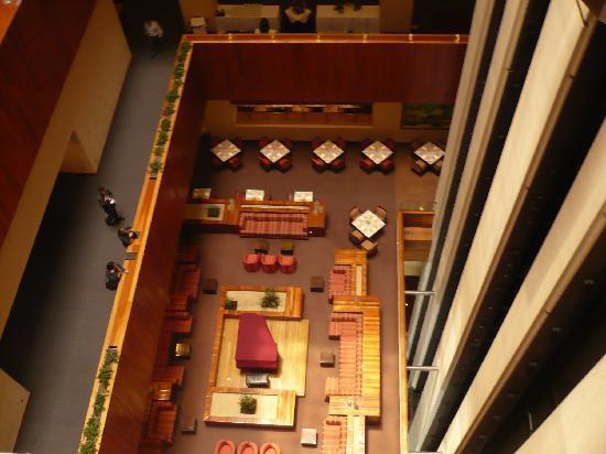 Sevilla Palace: piano bar and restaurant