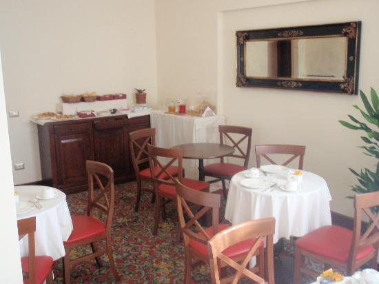 Beau Site - Antica Residenza: Breakfast room