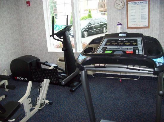 "BEST WESTERN PLUS Atlantic City West Extended Stay & Suites: ""fitness center"""