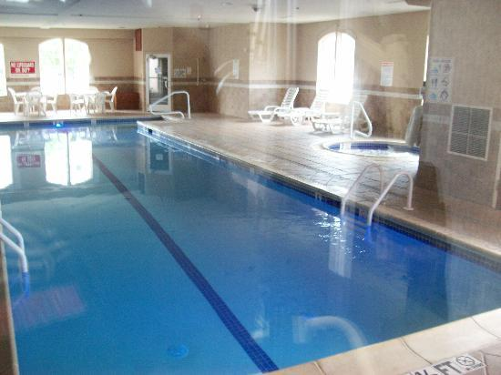 BEST WESTERN PLUS Atlantic City West Extended Stay & Suites: Pool