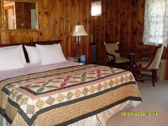 Northeaster Motel: Inside of Room