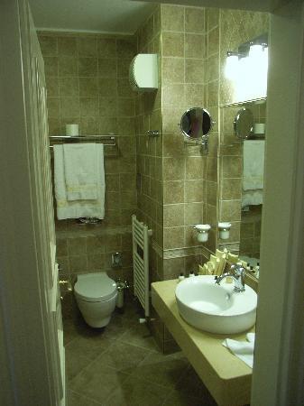 Hotel General: Innenansicht #2 - Hygienebereich