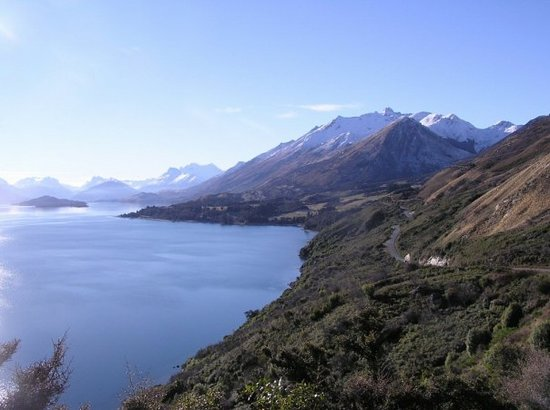 Trails of Middle-Earth Tour: Gorgeous view