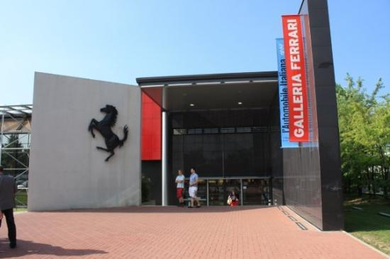 Museo Ferrari: Galleria Ferrari