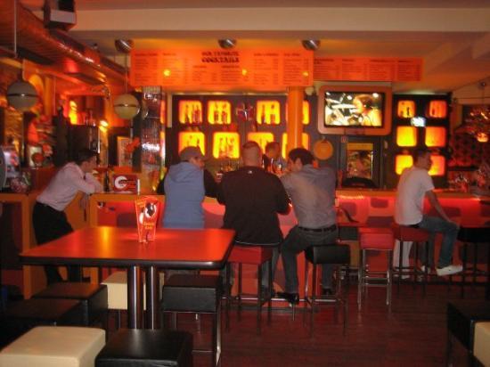orange bar picture of regensburg upper palatinate tripadvisor. Black Bedroom Furniture Sets. Home Design Ideas