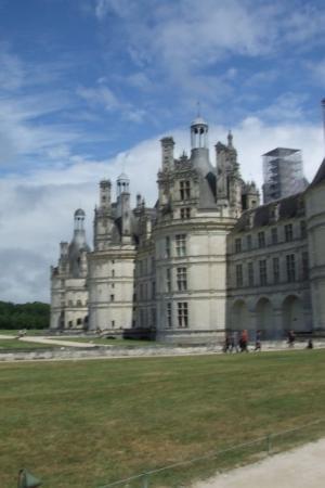 Château de Chambord: legendary Chambord~at Loire Valley