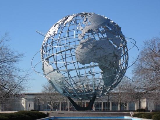 The Unisphere Picture Of Queens New York Tripadvisor