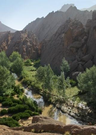 Boumalne Dades, Μαρόκο: Dades Gorge, Morocco