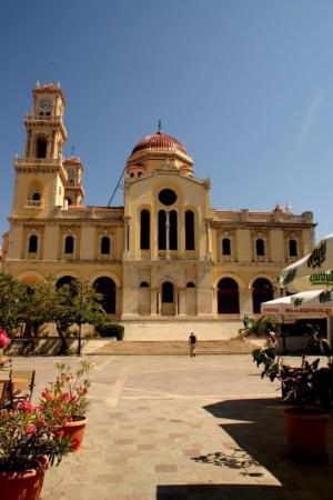 Cathedral of St. Minas: Iraklion, Agios Minas.