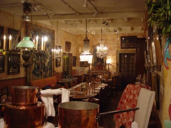 New Orleans, LA: This would make a pretty cool dining room, I could see myself having a big dinner party in here.