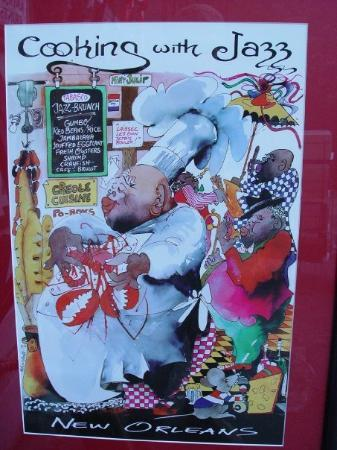 New Orleans, LA: This is a classic photo, I bought this poster years ago and put it up in my Kitchen at home, so