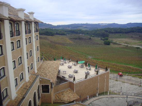 Hotel & Spa do Vinho, Autograph Collection: vista do nosso quarto