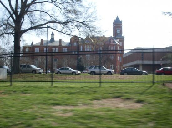 Johnson C SMith University - Picture of Charlotte, North Carolina ...