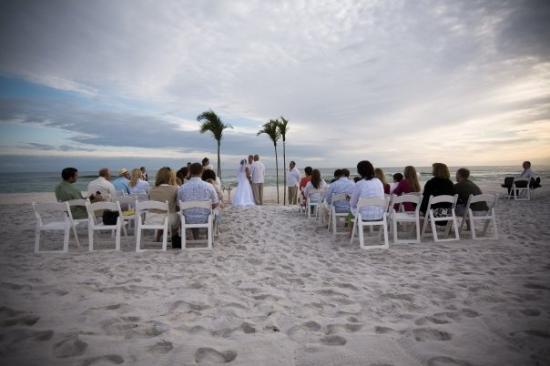 Seaside Fl Just A Quaint Little Beach Wedding