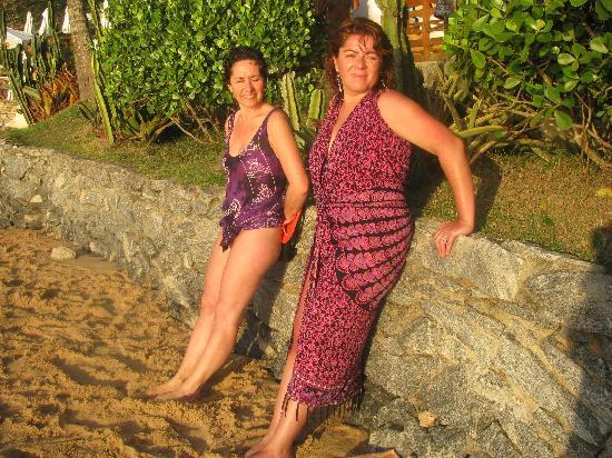 Geriba Beach: En Joao Fernandes disfrutando el atardecer