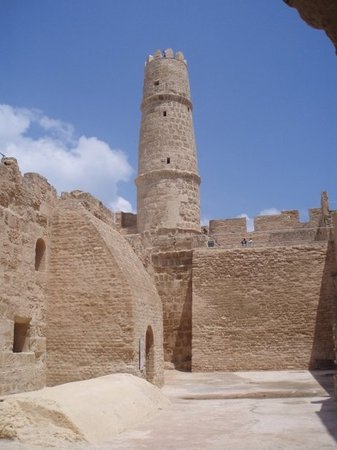 Monastir, Tunisia: Ribat