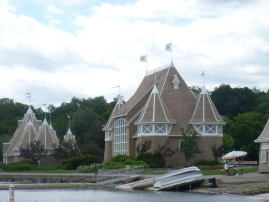 Lake Harriet Band Shell : Bandshell.