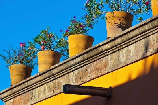 Restaurants in San Miguel de Allende