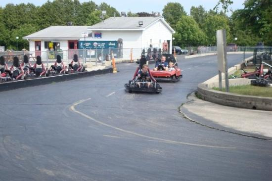 Go-Karts in Sister Bay
