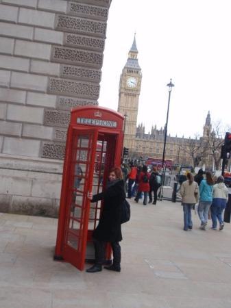 La cabina roja picture of big ben london tripadvisor for La cabina di zio ben