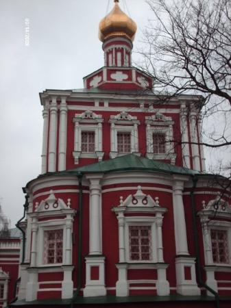 Novodevichy (New Maiden) Convent and Cemetery: Novodevichy  - Over the centuries it has housed orphanages for girls, hospitals, and poor houses